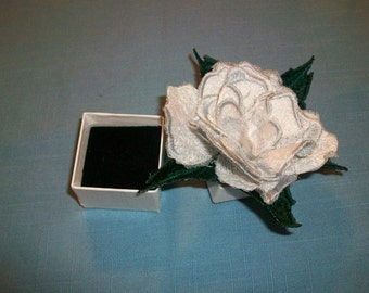 decorative ring box