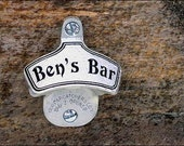 Personalized Groomsmen Gift, Classic Wall-Mounted Bottle Opener, Beer Gifts for Men, Custom Gifts for Groomsmen, Wedding Favor