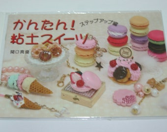 Clay for Sweets Book