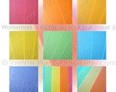 Pictures of Paper Royalty Free Photography of my Card Stock - 12 High Resolution Photos Twelve Images in Four PDF Files - Instant Download