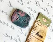 Monogram Intaglio Wax Seal Unset Monogram Fob Stone