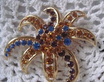 Vintage Stardust Brooch