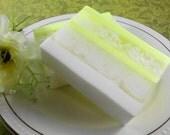Soap - White Gardenia Glycerin Soap - Handmade Soap - Floral - Spring - SoapGarden