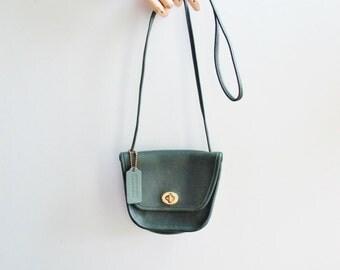 Vintage COACH Little Leather Purse