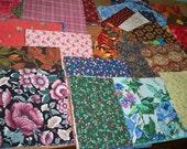 100 - 5 inch Charm Squares Precut Fabric