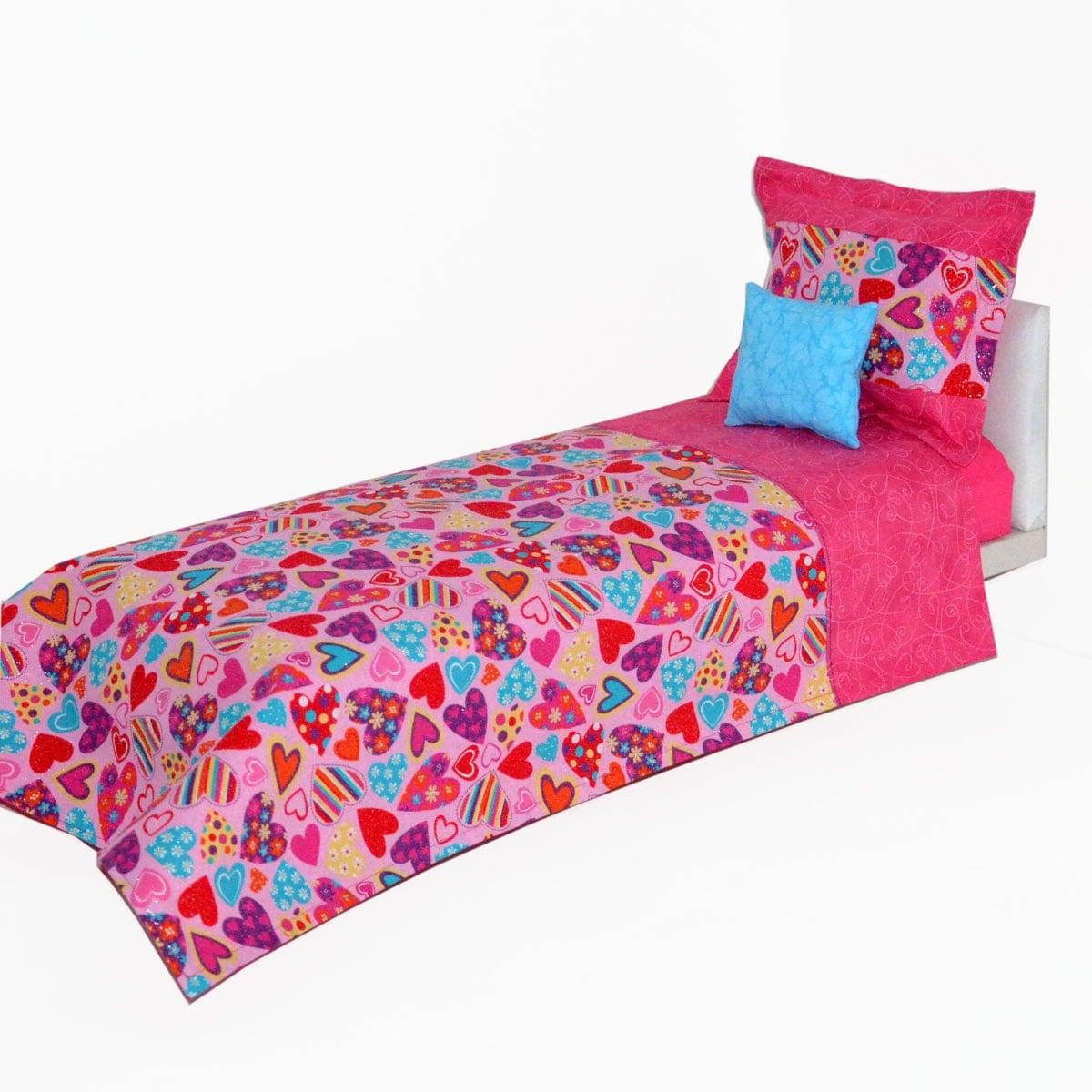 American Girl Mattress Bedding