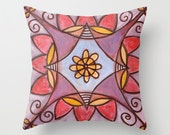 Connected in Spirit Pillow Cover 16x16, 18x18 or 20x20
