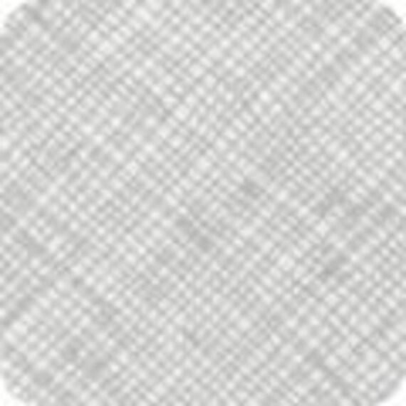 Crosshatch in Grey from Architextures by Carolyn Friedlander - Half Yard