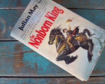 Vintage The Nonborn King Book