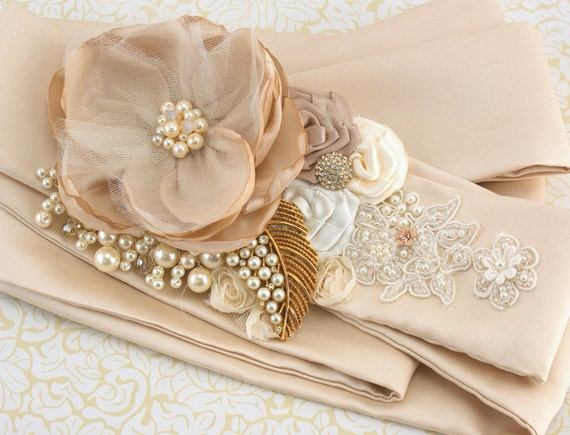 https://www.etsy.com/listing/122778955/bridal-sash-wedding-sash-in-champagne