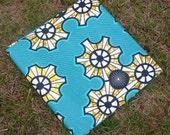 African Wax Cotton Print Fabric - African Fabric - Ankara Fabric - Cogwheel