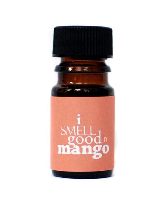 I Smell Good in MANGO Perfume Oil