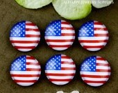 10pcs 12mm (GC12-533) Handmade Photo Glass Cabochon