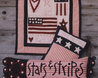 Stars and Stripes - Pattern
