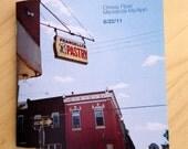 A split photo ZINE by Mackenzie McAlpin and Chrissy Piper