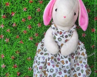 Aimmy rabbit 10 inches - PDF Sewing pattern