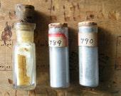 Dueber Hampden Watch Company Bottles Vintage Jeweler Watchmaker Supplies