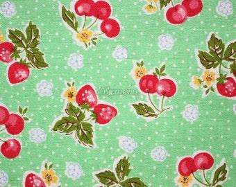 Antique fruit mini - Green by Atsuko Matsuyama - Printed in Japan