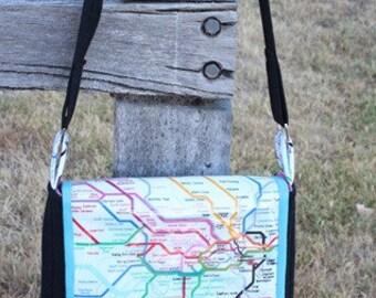Classic Messenger Bag Pattern