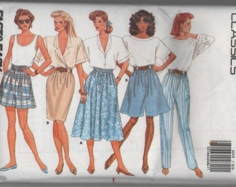 Butterick Classic Ladies Separates 6249 Sewing pattern  Fast Easy All Sizes Included