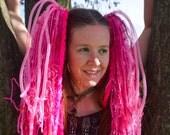 Pinkalicious Hair Fall