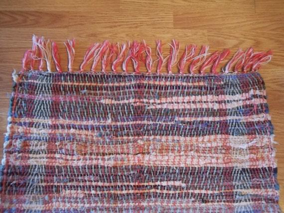 hand loomed rag rugs pa