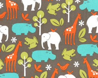 Michael Miller Zoology in Dirt - 1 yard