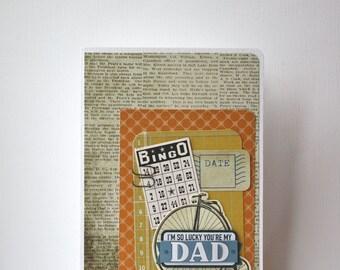 Dad Handmade Card