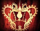 Royal Crown Chandelier
