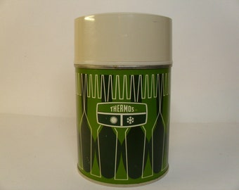 Vintage Green  10 oz. Thermos