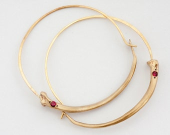 Cast Python Hoop with Ruby