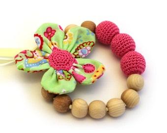 Nursing Necklace / Teething necklace / Flower Necklace