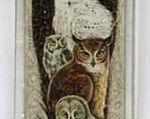Owl Totem Pendant