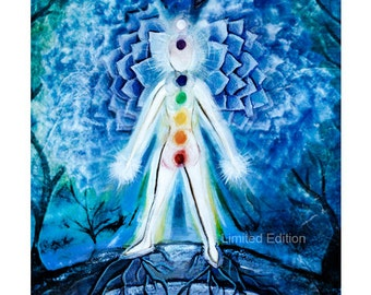 Limited Edition Oracle Card - Universal Energy
