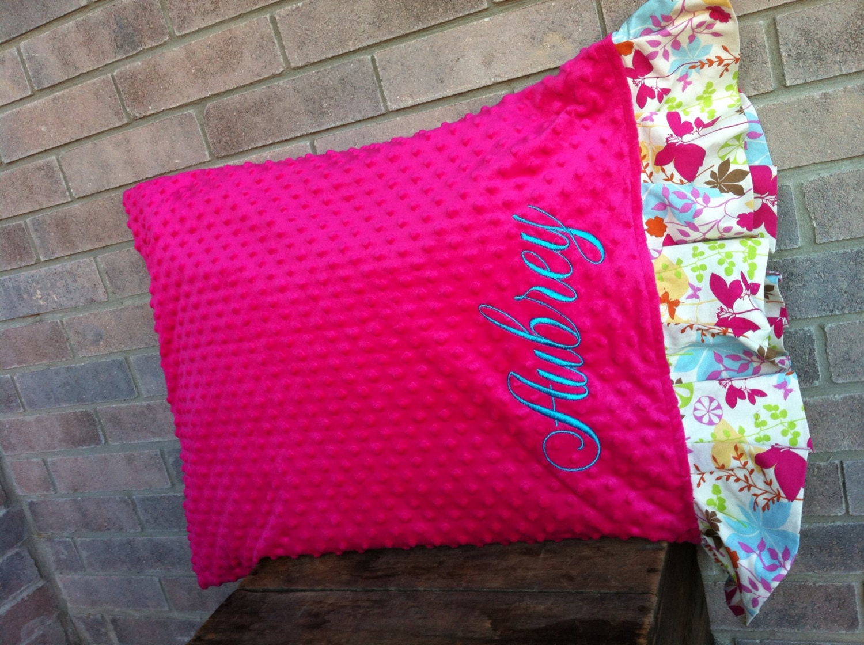 personalized standard size pillow case. Black Bedroom Furniture Sets. Home Design Ideas