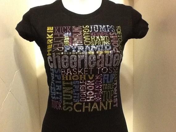 Cheer Cheerleader Words