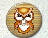 Pocket Mirror  Owl  Buy 3 get 1 Free 365