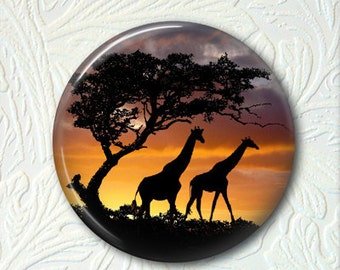 Pocket Mirror Giraffes  Buy 3 Get 1 Free 147