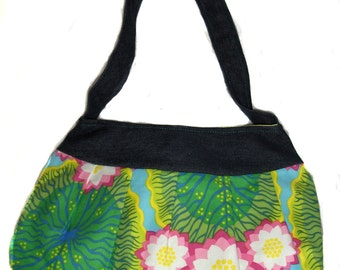 Flowers purse