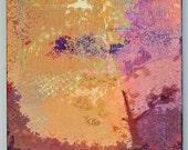 Textured Digital Art on 16x20 inch Wood panel, wall art, home decor, office, kitchen, bathroom art, bedroom art