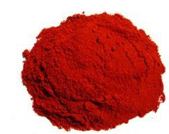 1 oz Paprika (Hungary) powder