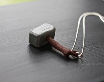 Mjolnir Pendant necklace