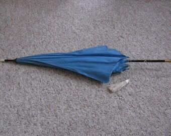 Victorian Silk Parasol Original