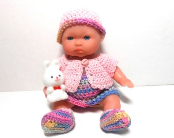 Berenguer Doll In Summer Outfit