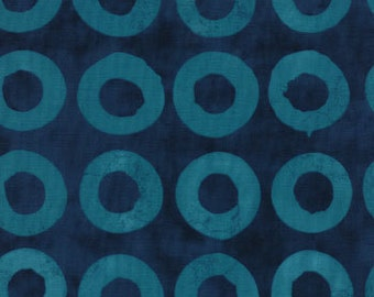 Midnight Sky Dot from the Simple Marks Collection, by Moda
