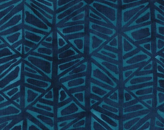 REMNANT! Midnight Sky Geometric Print from the Simple Marks Collection, by Moda, 16 inches