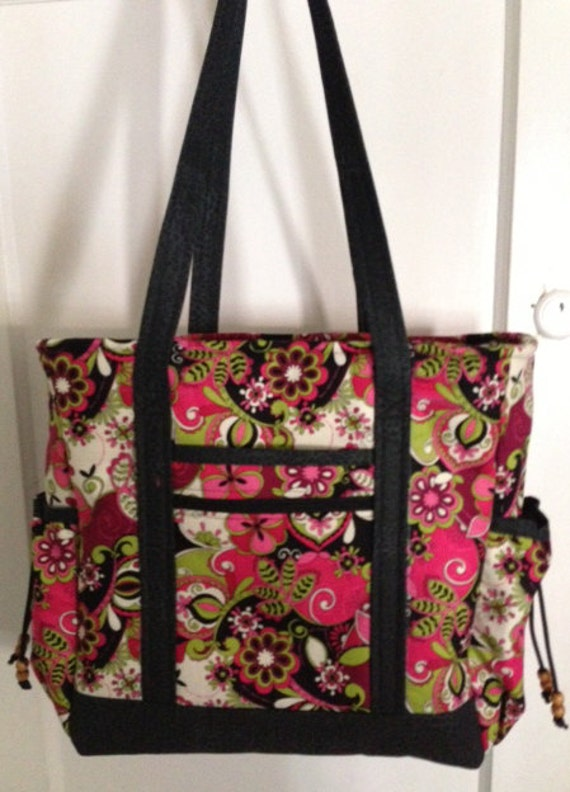 Quilted Professional Tote Bag By Suziew1963 On Etsy