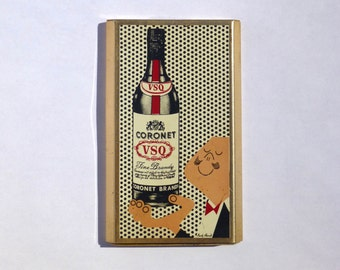 Paul Rand Design - Coronet Brandy Cigarette Case