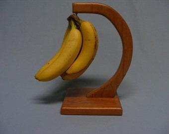 Countertop Free Standing Banana Hanger Cherry.  Free Shipping