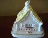 """Lovely Coalport village house.  Titled """"The Gingerbread House"""""""